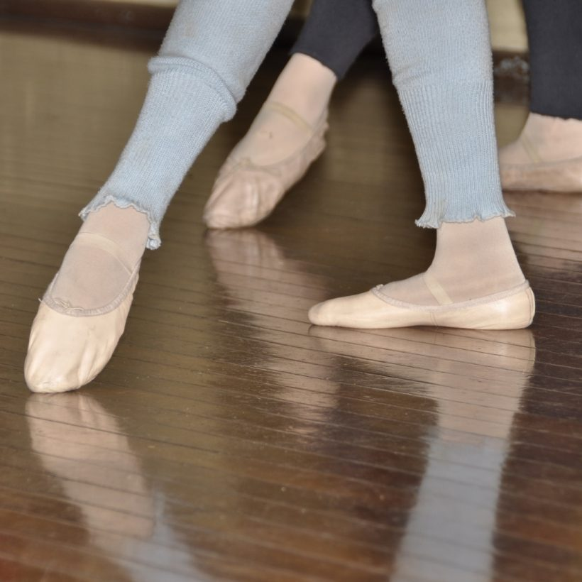 Golden Pirouettes