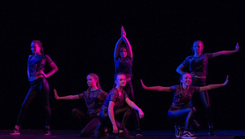 Senior Street & Commercial Dance