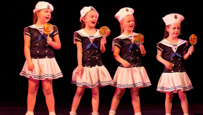 Musical Theatre for Younger Children
