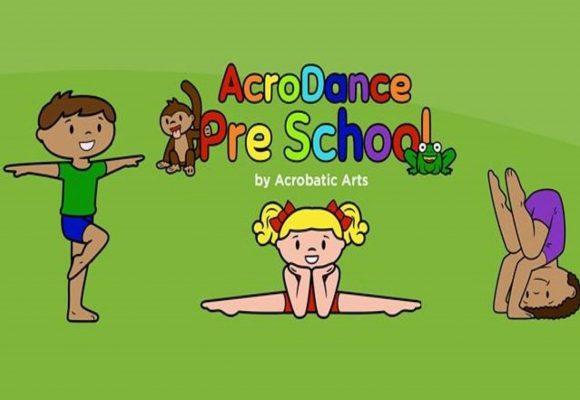 Pre-School AcroDance